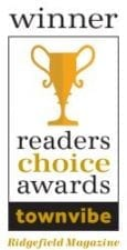 Readers choice award winner logo