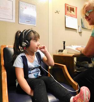 Kid Hearing Test