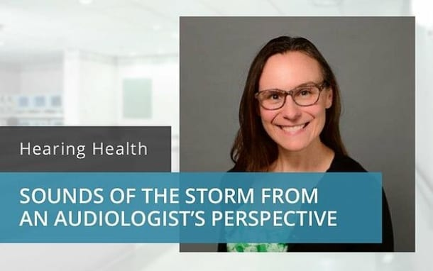 Hearing Health Audiologists Perspective