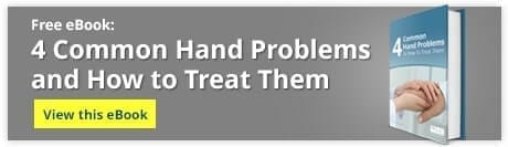 4 Common Hand Problems and How to Treat Them