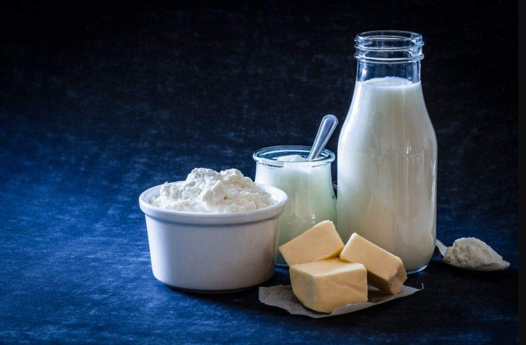 Protein in dairy products causes problems, not intolerance | Daily ...