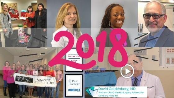 Advance Specialty Care Year in Review 2018