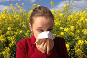 Is Allergy season for Getting worse- Blog Image